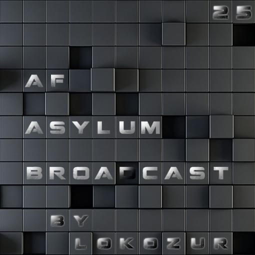 AF Asylum Broadcast 109fm