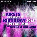 Airst8 - b-day-mix 2013