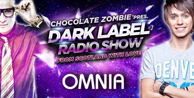 Chocolate Zombie Dark Label with Omnia