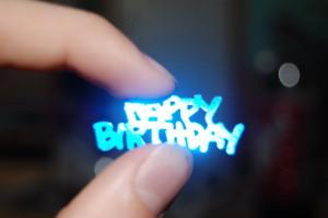 Крутое поздравление другу с днем рождения от подруги для