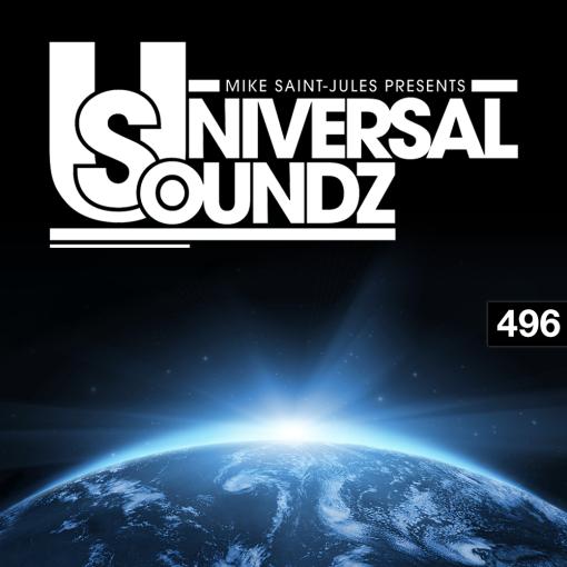 Mike Saint-Jules - Universal Soundz 496
