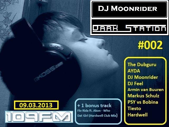 dark station 002 109fm oFF